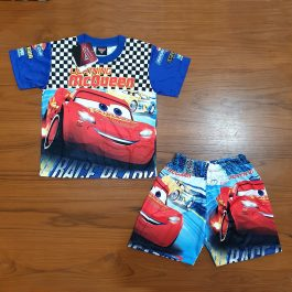 Disney Pixar Car Mcqueen Boy Dress – A1931