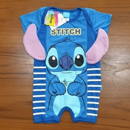Disney Stitch Baby Boy Bodysuit – A1934