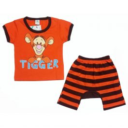 Baby Dress Garfield Odie Set Top and Shorts – A1605