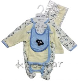 05 PCS Baby Gift Set for Baby Age 6 to 9 Month – A1674