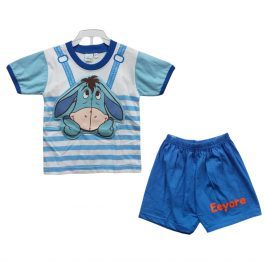 Baby Shirt and Short for Babies by Disney Eeyore – A1562